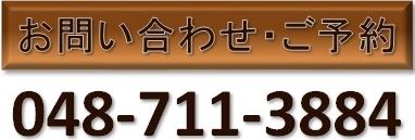 浦和整体電話番号0487113884